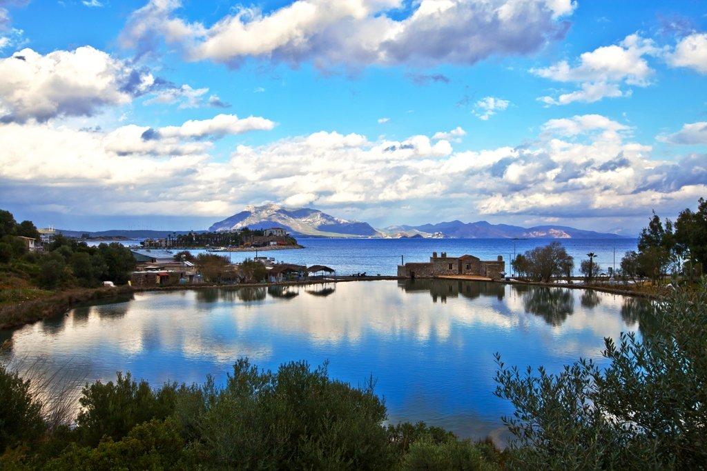 Ilıca gölü